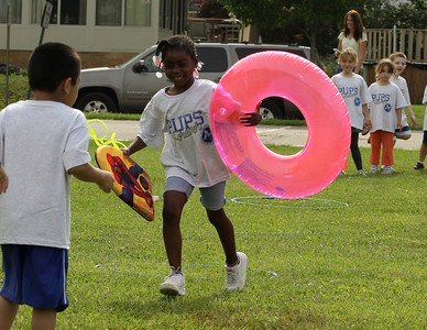 Mattison Ave ES holds final Field Day