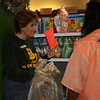 Principals Volunteer at Mission Arlington : On December 19, principals from several MISD middle schools (Coble, Jobe, Jones and Worley) volunteered their time at the Mission Arlington Christmas Store. The group assisted shoppers with selecting gifts for their families.