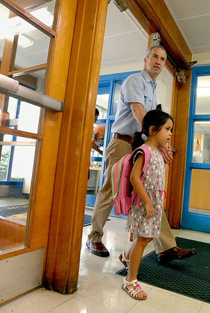PHOTOS: Blue Bell Elementary hosts kindergarten orientation