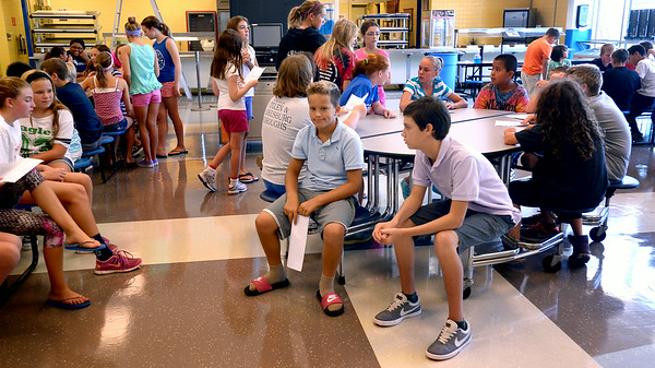 PHOTOS: Springfield Township Middle School  hosts open house for new students, parents