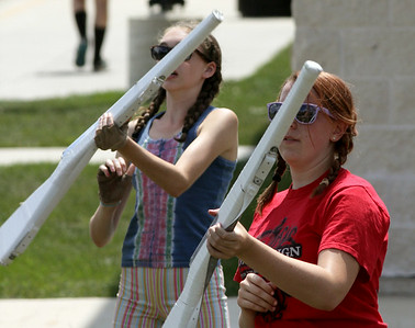 PHOTOS: Upper Dublin Marching Cardinals get ready for the 2014 season