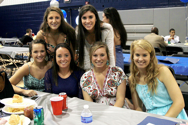 Springfield HS Senior Awards luncheon
