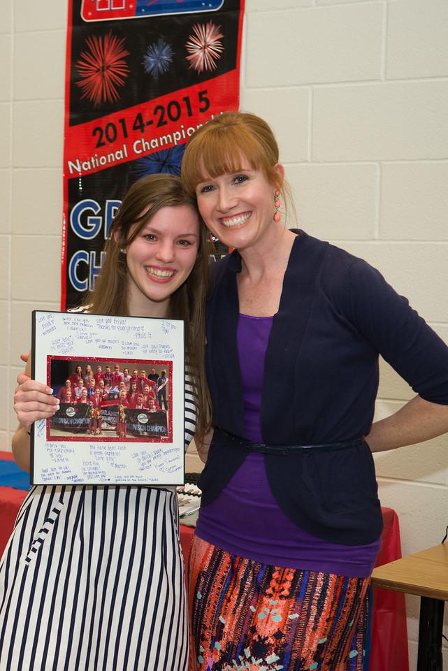 SCHS Dance Banquet 2015