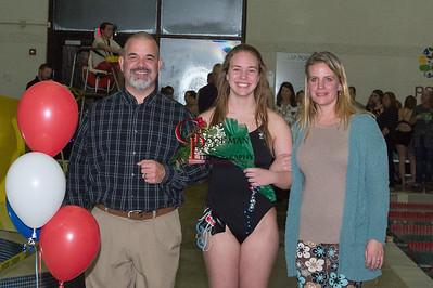 SCHS Swim 18