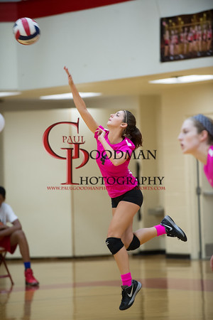 SCHS Vs GRC VolleyBall