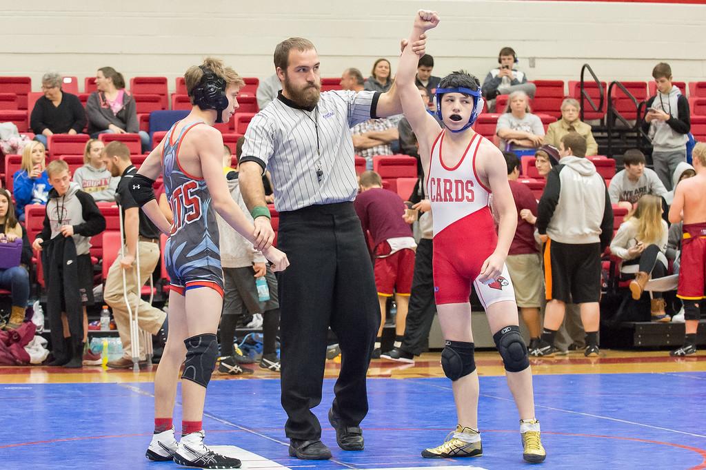 SCHS Wresting