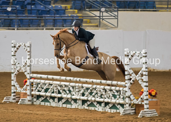 2019 Stonewall Country Horse Show II -- Saturday -- Coliseum & East Complex