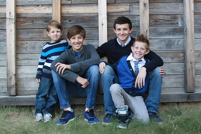 Schubert Boys - 2013