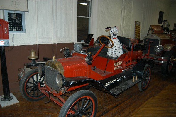 SCHUYLKILL COUNTY HISTORICAL FIRE MUSEUM