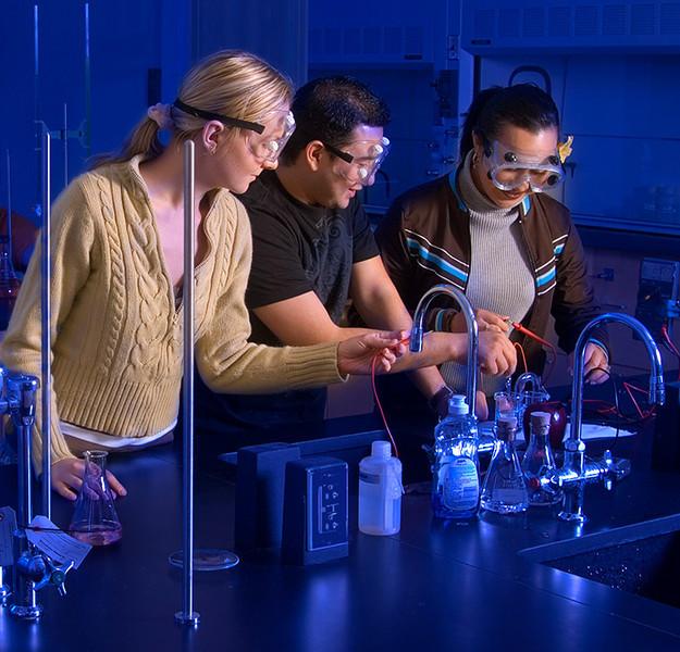 blu science school