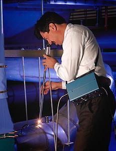 blue prezant man