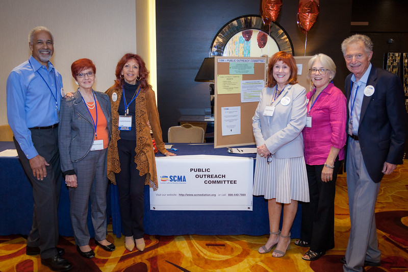 The 2017 Annual Conference for the Southern California Mediation Association (SCMA) at the L.A. Hotel.