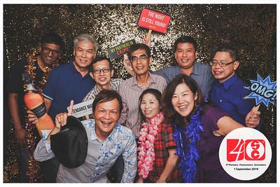SCO 40th Anniversary | © www.SRSLYPhotobooth.sg