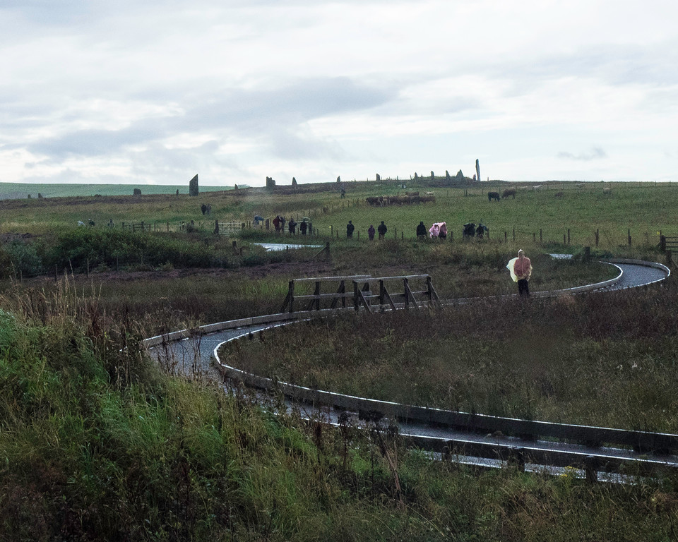 Ring of Brodgar - Henge Monument from 3000BC