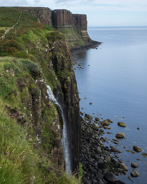 Isle of Skye - Mealt Waterfall