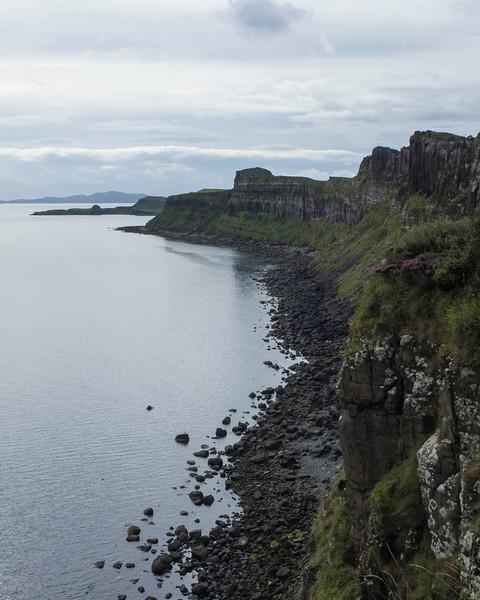 Isle of Skye - Kilt Rocks
