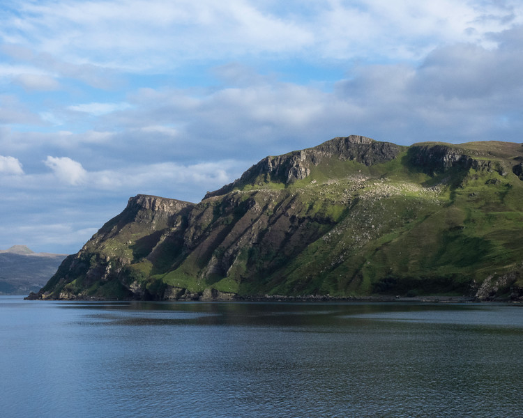 Isle of Skye - Outer Harbor of Portree