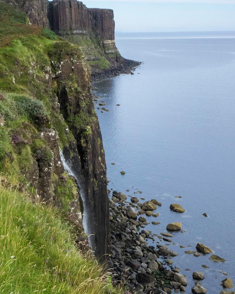Isle of Skye - Mealt Waterfall
