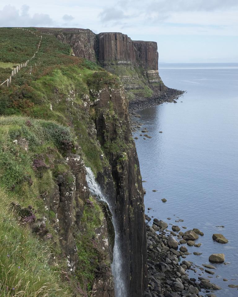 Mealt Falls, Isle of Skye