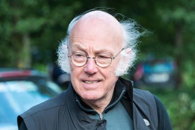 John Hutchison, Chairman, John Muir Trust, Scotland.