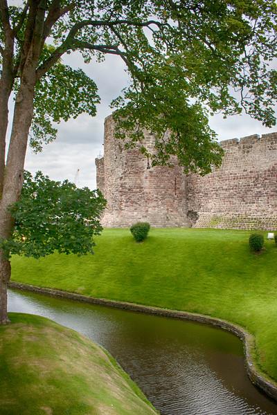 Rothesay Castle, Bute
