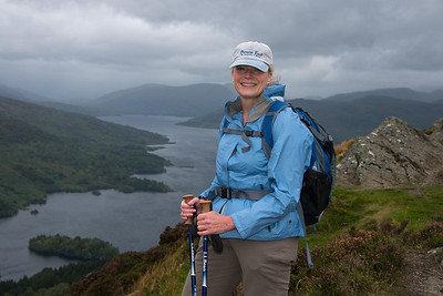 Judy Van Norman on Ben A'an