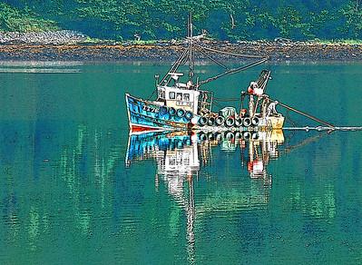 Inverary Boat