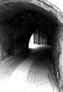 Stirling Castle Tunnel