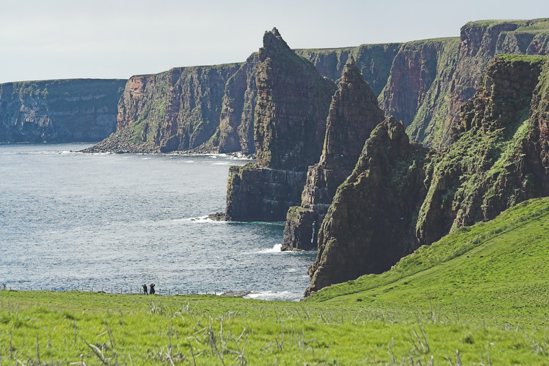 Sea Stacks at Duncansby