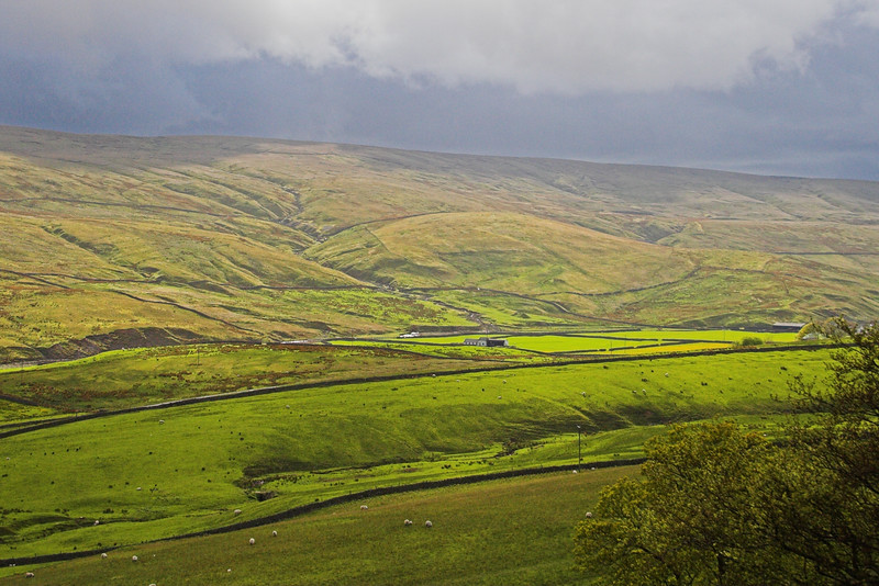 Alston Moors, northern England