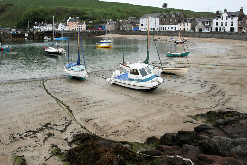Harbour at Stonehaven