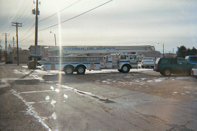 SCOTTSBLUFF FIRE DEPARTMENT