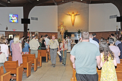 SCOUT RELIGIOUS AWARDS FOR ALL FAITHS - 06/22/ 19
