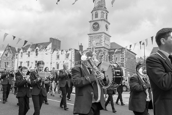 Selkirk Common Riding 2019, Show Sunday