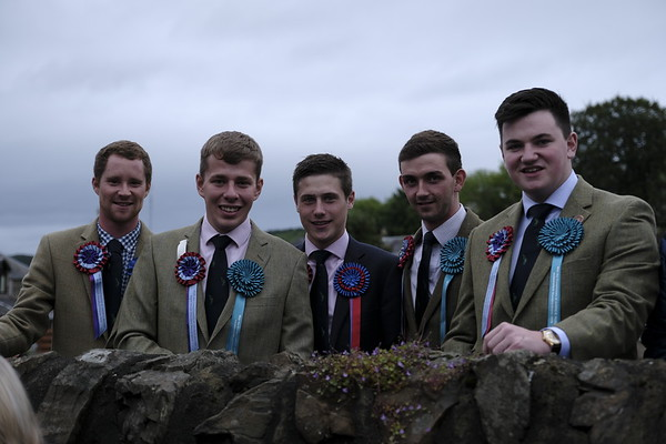 Selkirk Common Riding 2019, Night Afore the Morn