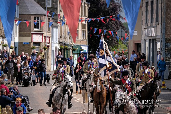 Selkirk Common Riding 2019 - Common Riding Friday