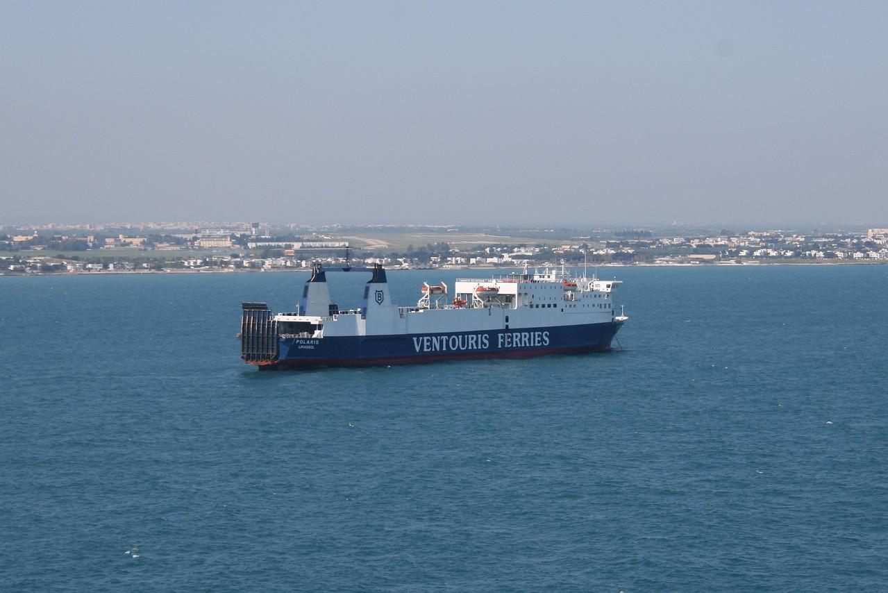 2008 - F/B POLARIS offshore Bari.