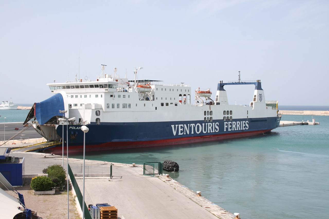 2008 - F/B POLARIS in Bari.
