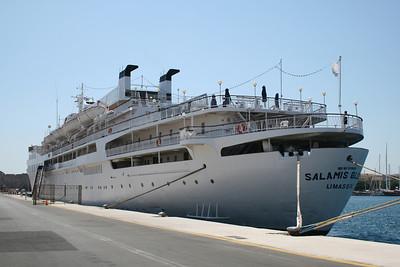 2009 - SALAMIS GLORY in Rodos.
