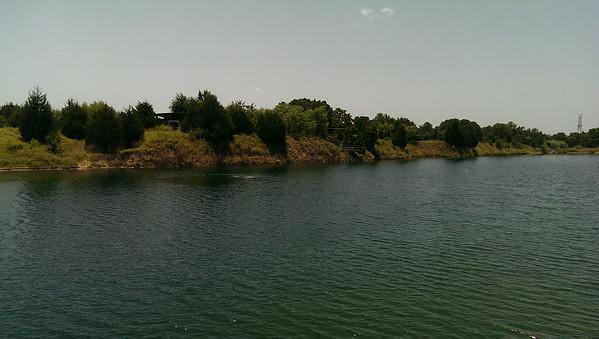 Nitrox class checkout - Clear Springs SCUBA park - July 2014