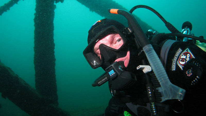 My 800th dive!!!