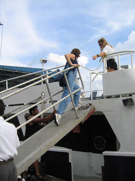 Tobago September '04 Bethany and Jennifer's photos