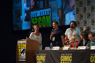 SDCC 2017 Spongebob Panel