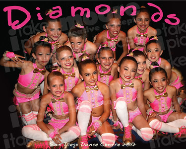 DIAMONDS-2012
