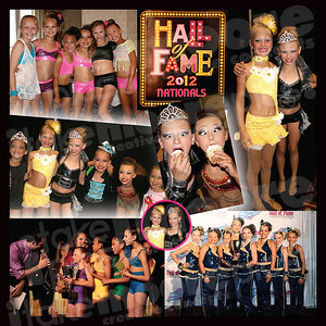 Hall of Fame with Autumn