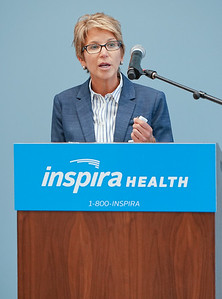 Ribbon cutting of the retail pharmacy at Inspira Medical Center Mullica HIll
