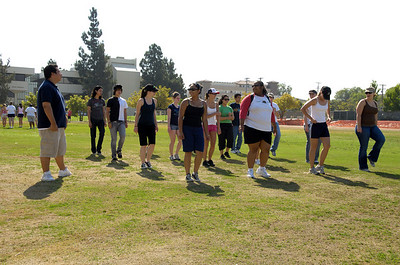 San Diego State University Band Camp