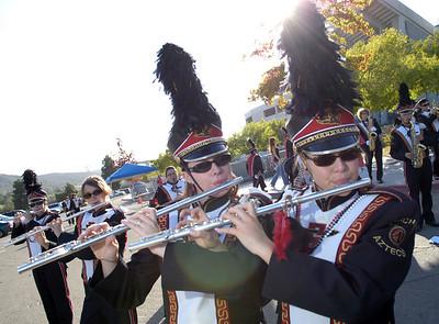 SDSU Marching Aztecs