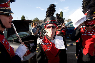 SDSU Marching Aztecs