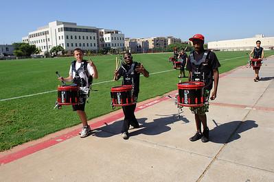 Band Camp SDSU Marching Aztecs